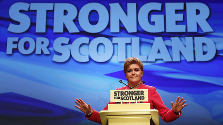 'There will be another Scottish independence referendum' – Sturgeon tells SNP conference (VIDEO)