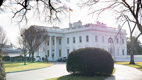 White House © NurPhoto