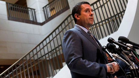 'Washington vultures circling Nunes for seeing no evidence of Trump-Kremlin collusion'