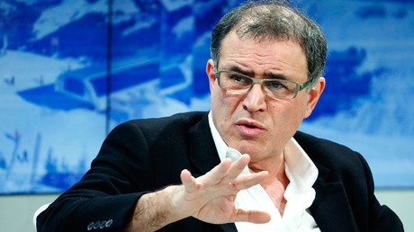 Nouriel 'Dr Doom' Roubini says 'crypto-crazies' are cyberterrorists