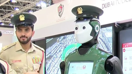Robocops to join Dubai police force by May