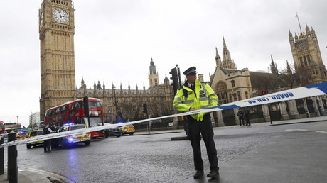 Boxing teams caught up in terrorist attack at UK Parliament