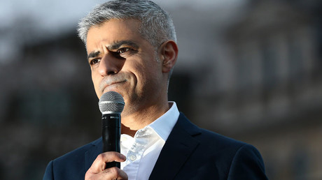 London Mayor Sadiq Khan rows with Donald Trump Jr following Westminster terrorist attack