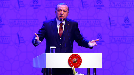 You call me dictator, I will keep up Nazi taunts – Erdogan