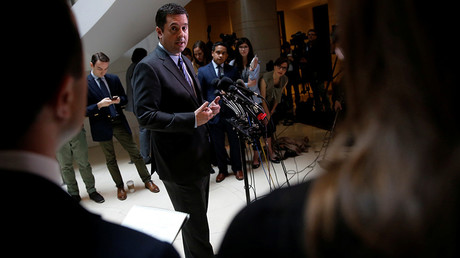 U.S. House Permanent Select Committee on Intelligence Chairman Representative Devin Nunes (R-CA) © Jonathan Ernst