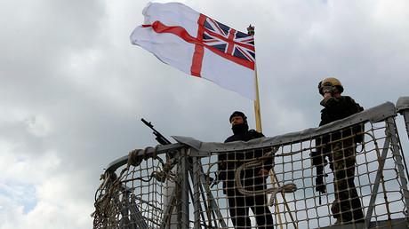 British Royal Marines © Goran Tomasevic