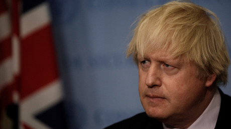 UK Foreign Secretary Boris Johnson postpones Moscow visit to make room for NATO meeting
