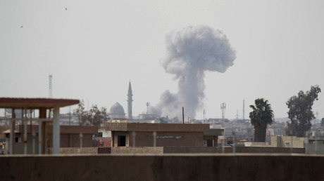 US not changing 'good' rules of engagement in Iraq following deadly strike in Mosul