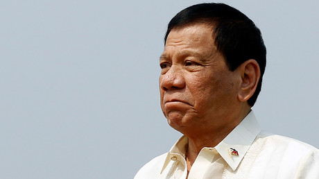 Duterte tops Time poll as EU critics told 'stick to child porn'