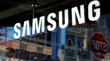Samsung store catches fire day before Galaxy S8 launch