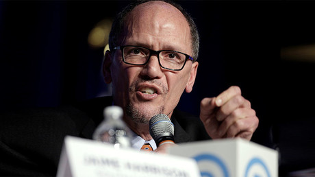 'Culture change': DNC orders all staff to submit resignations