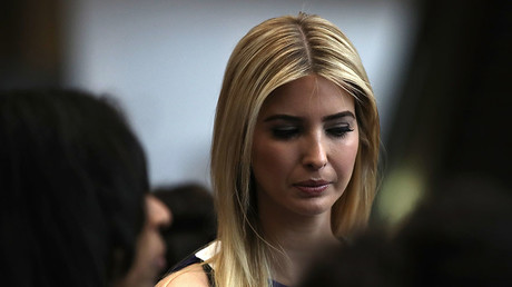 Boo, hiss: Ivanka Trump heckled for defending president as 'empowerer of women'