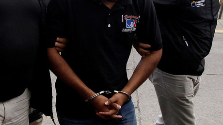 The arrest was made at the Mexico border with the US. (FILE PHOTO) © Jorge Cabrera