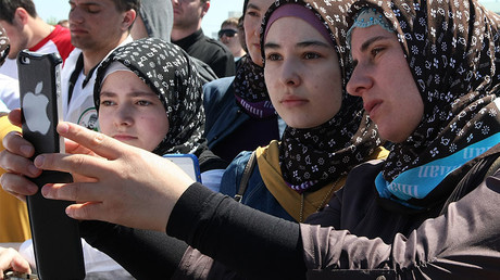 Chechnya passes bill allowing schoolgirls to wear hijab in class