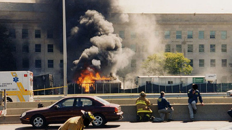 Aftermath of Pentagon 9/11 attack seen in new photos released by FBI