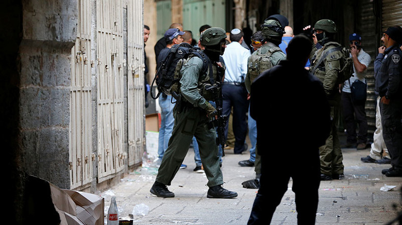 Palestinian killed after stabbing three people in Jerusalem's Old City – police
