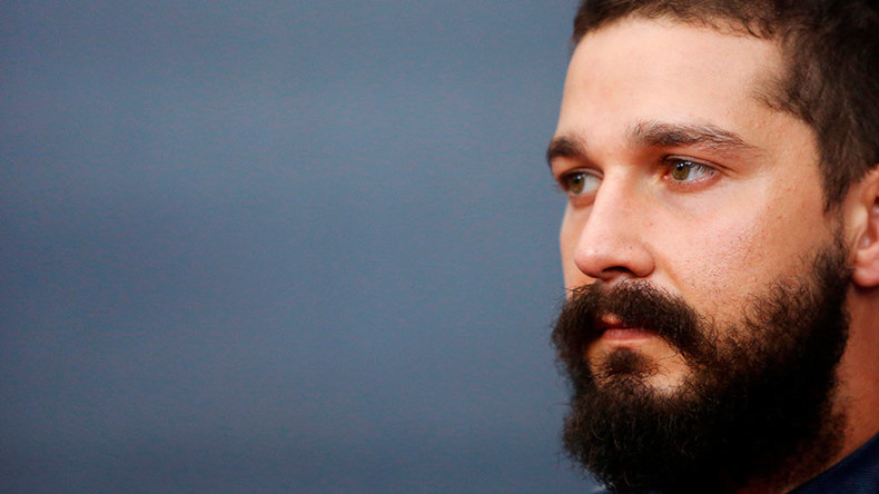 Charges dropped against actor Shia LaBeouf for assault at anti-Trump protest