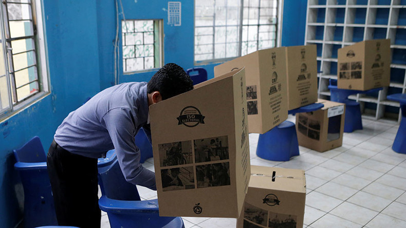 'Fate of all Latin America being decided at Ecuador election'
