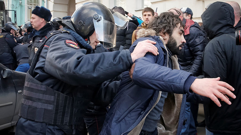 Head of Russian rights council urges major changes in public protest laws