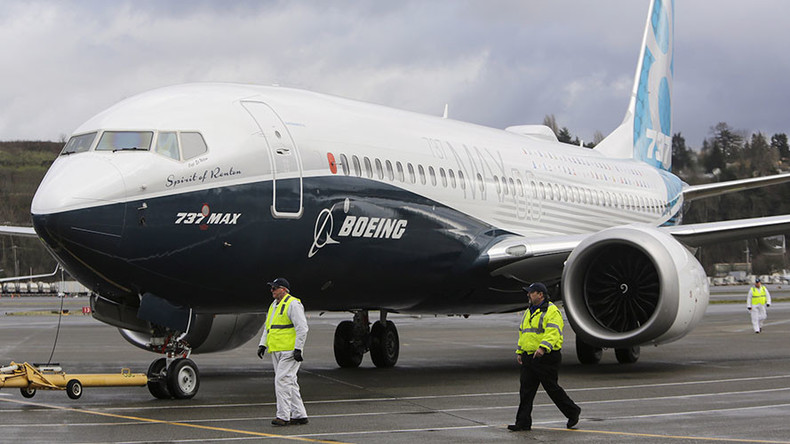 Boeing signs first major deal with Iran under Trump administration