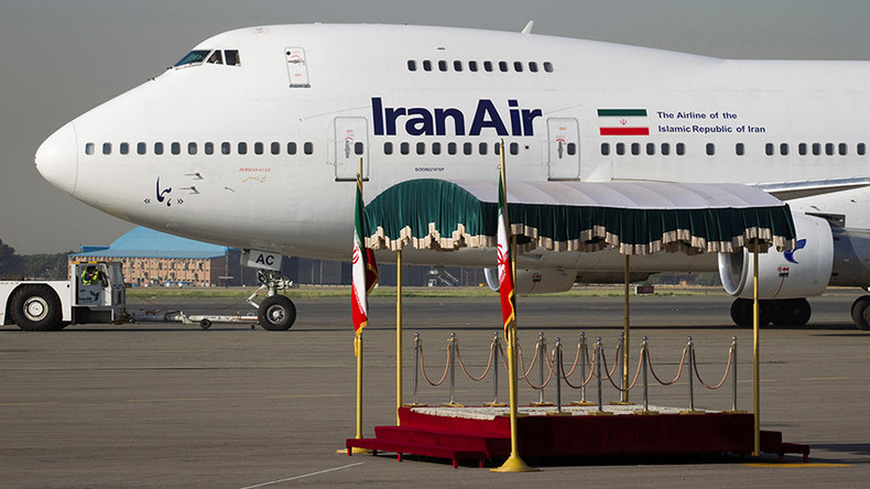 Politicians upset over Boeing deal with Iran