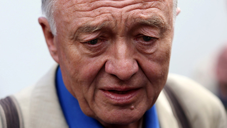 'Can't apologize for telling truth': Suspended ex-London Mayor Livingstone avoids Labour expulsion
