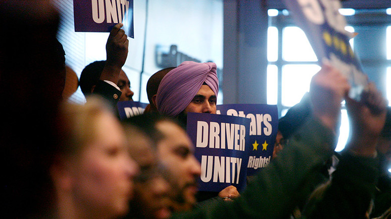 Federal judge blocks Seattle ordinance to help Uber & Lyft drivers unionize