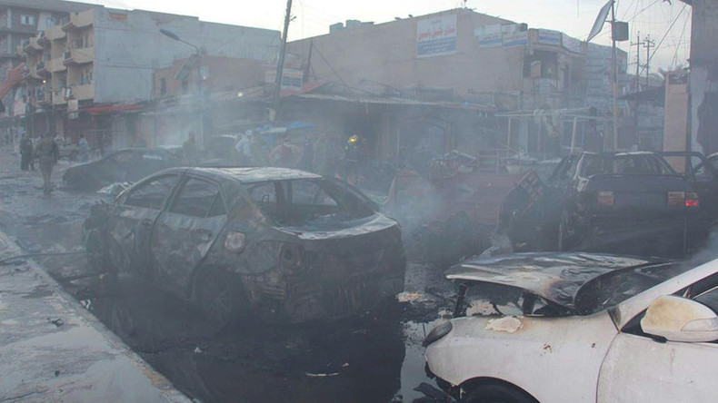 At least 31 killed, 40 wounded in ISIS attack in Tikrit, Iraq – police & medics