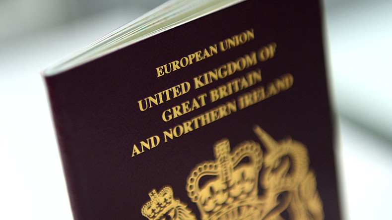 LGBT rights group wants UK passports to include gender neutral 'X'
