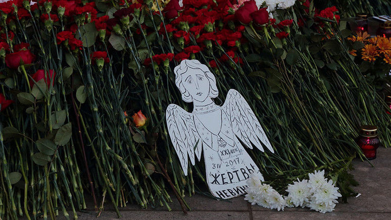 Western media conspiracy theories about St Petersburg 'false flag' attack are insane