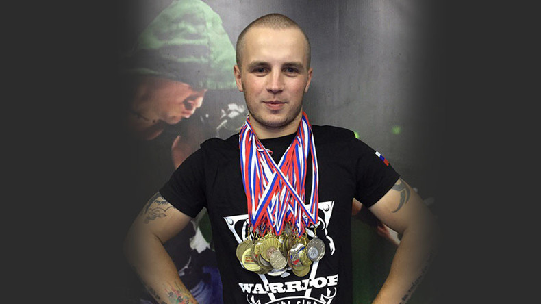 Russian hand-to-hand combat champion named as St. Petersburg bomb blast victim