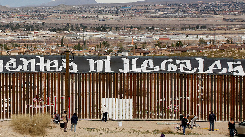 Invisible, polished, solar walls among bids for Trump's border wall