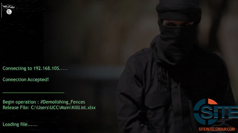 ISIS-linked hackers release 9,000-name 'kill list' for US & UK
