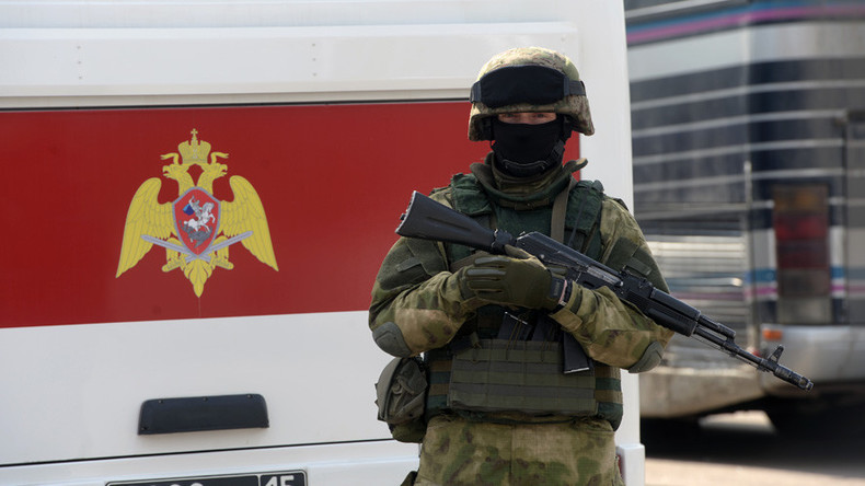 Astrakhan shootings: 4 gunmen dead in southern Russia after 2 deadly attacks on police