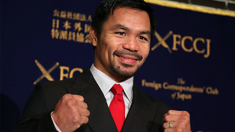 Pacquiao to fight Jeff Horn in Australia after Khan bout falls through