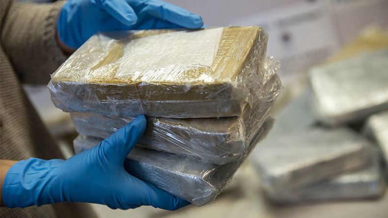 Half-tonne of cocaine hidden in fire-resistant bricks seized by Spanish police (VIDEO)