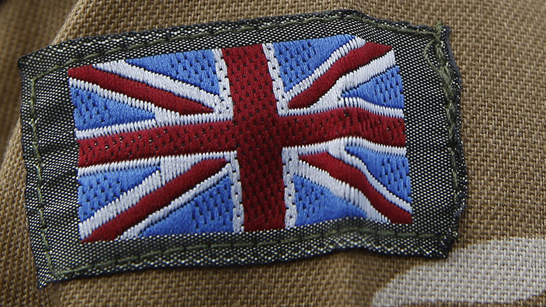 Remove 'offensive' Union Jack charity badges, hospital security guards told