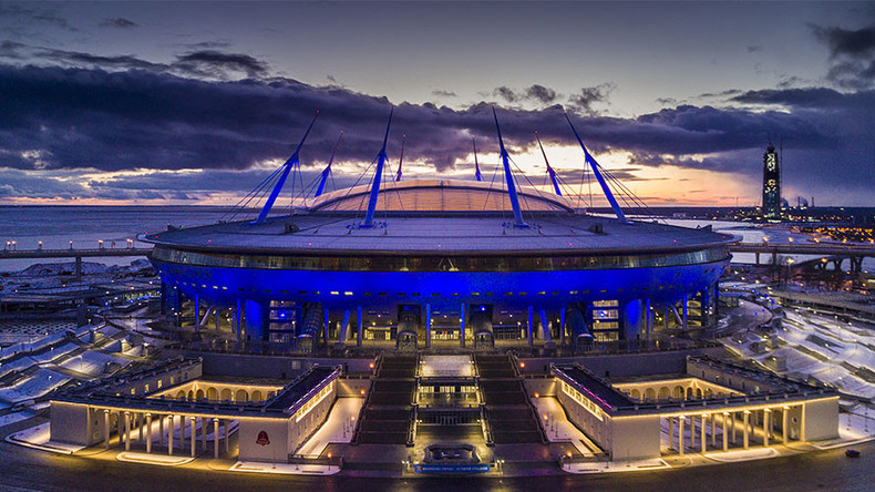 Zenit given go-ahead to hold home games at new 'Stadium St. Petersburg'