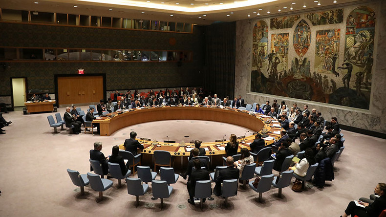 Russia calls for UN Security Council talks on Idlib 'chemical attack' resolution