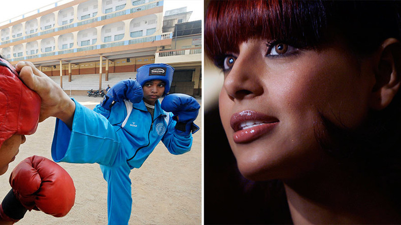 Bollywood star opening self-defense schools to counter India's endemic rape problem