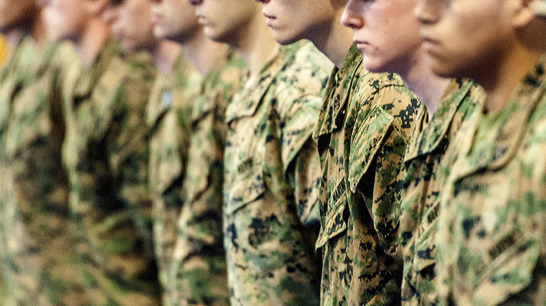 Two Marines punished over 'revenge porn' online comments