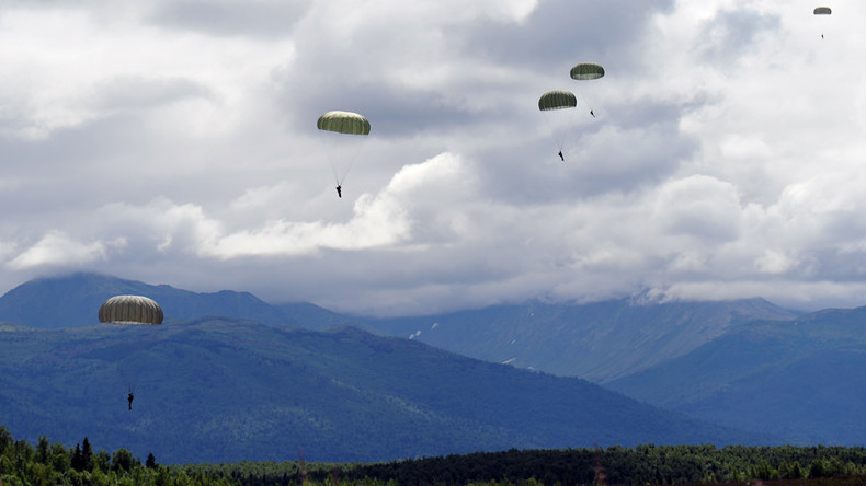 Army airborne unit avoids ax, assigned from Alaska to Afghanistan