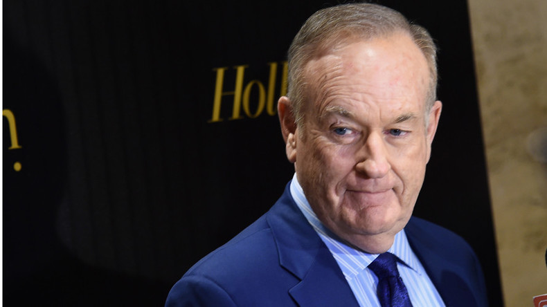 Bill O'Reilly show down to just 7 advertisers amid growing sexual harassment scandal