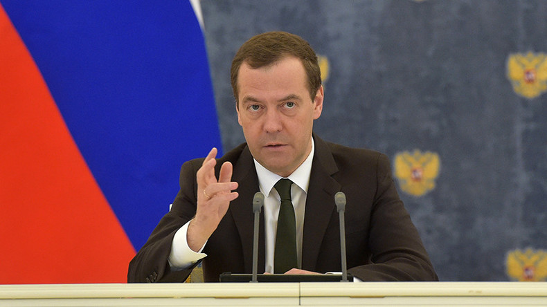 America's Syria strike 'on verge of military clash' with Russia – PM Medvedev