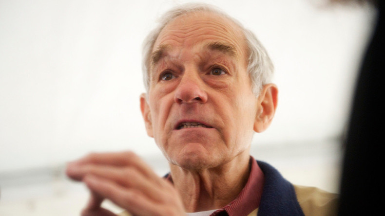 'They're terrified that peace was going to break out' – Ron Paul on US Syria strike