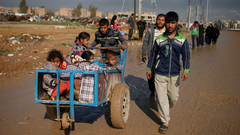 ISIS executing civilians for trying to flee Mosul – eyewitnesses