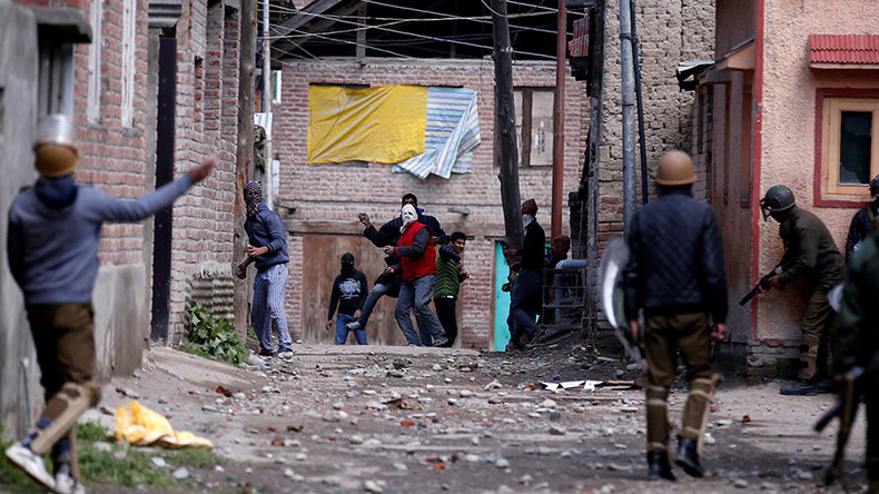 Up to 8 killed, 100 injured in Kashmir election violence, re-polling being considered