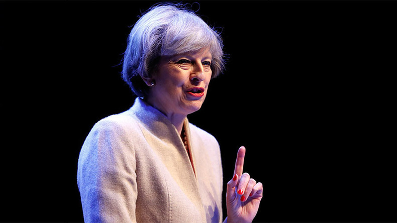 Theresa May considers how to put 'further pressure' on Russia over Syria... while on holiday