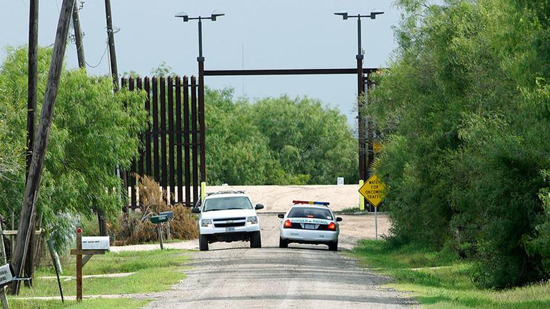 Border crossings over Rio Grande dry up as Trump's wall looms