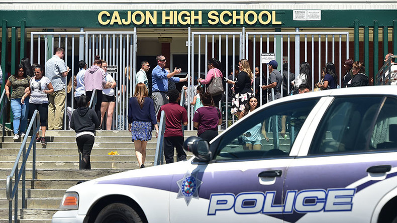 the controvesary issues of violence in schools and the shooting incidents A common trend in most school shootings is that they have all occurred in communities in which people felt safe the perception of schools as being safe havens has changed over the even though the number of violent incidents in schools is dropping, the use of firepower by students is growing.